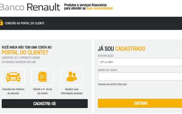 Boleto Vencido Renault