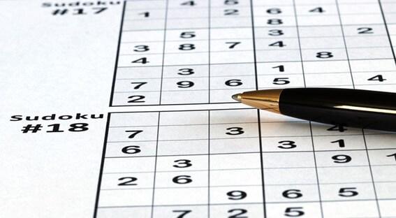 1. Sudoku