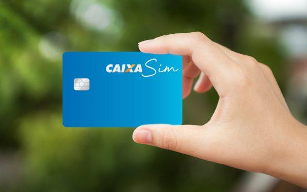 Como fazer Cartão Caixa SIM